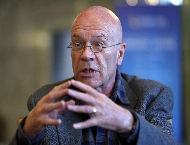 Professor Dr Martin Jacques